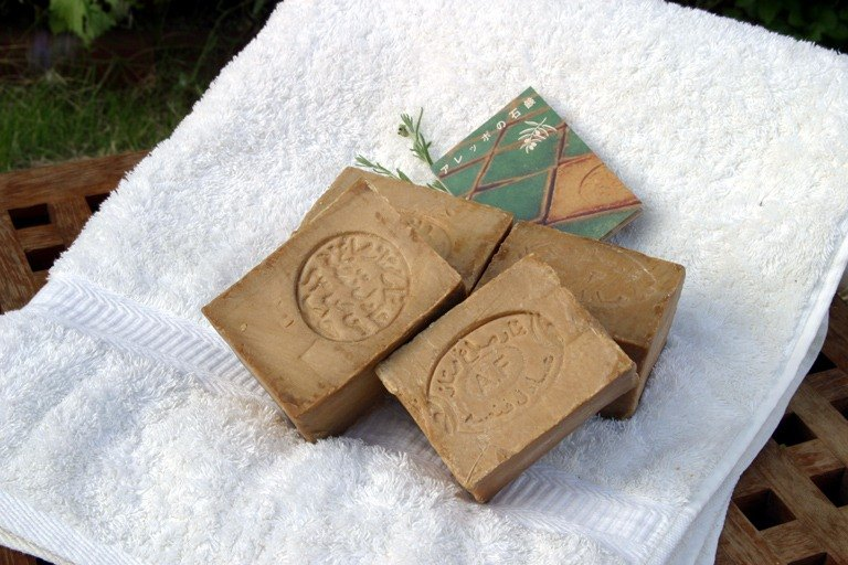 Earth Tree Hand Fair Trade Fair trade -- Syria Aleppo Aleppo Ancient Soap