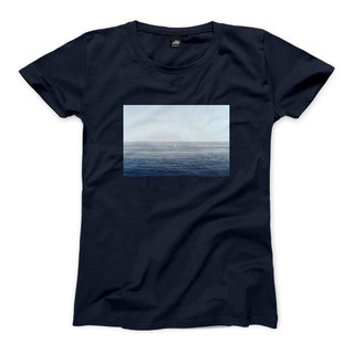 Insignificance - Navy - T - shirt