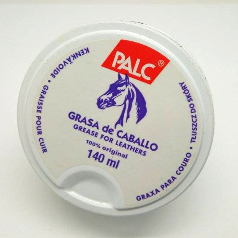 Spanish PALC leather maintenance oil - leather carving / leather / patchwork / DIY / hand-made / leather / shoe polish
