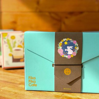 2018 Flower Good Moon FikaFika Moon Mid-Autumn Festival Gift Box