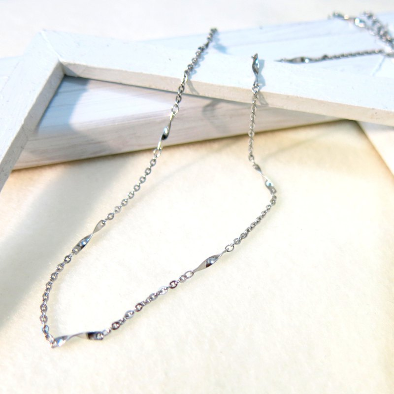 Sexy - pure steel necklace