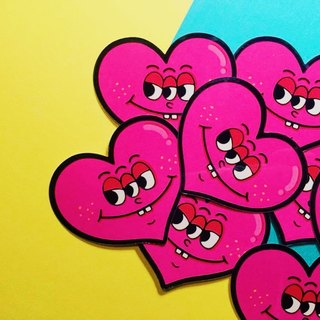 Love / stickers