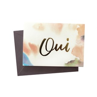 Best Wishes Collection - Oui