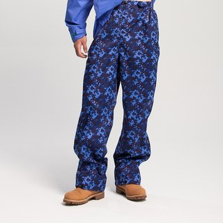 [MORR]Expansion can accommodate extended shoe cover rain pants [Camouflage Blue]