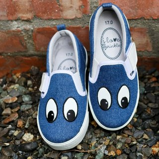 Cody Cowboy Four Eyes Slip- On Casual Shoes (Kids)