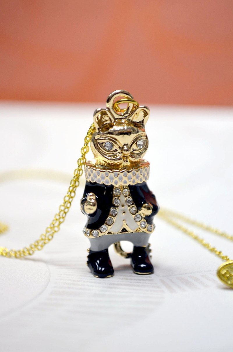 GOOKASO original pussy king necklace pendant necklace necklace