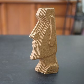 Moai megalithic statue, custom gift home office and commercial venue decoration healing small things