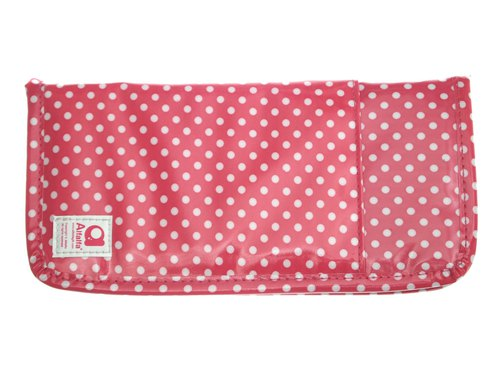Mizutama all-in-one Travel wallet (pink)