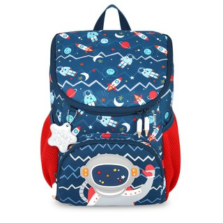 Tiger Family Little Traveller Child Decompression Backpack - Spaceman Bob