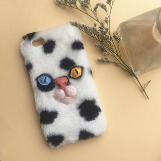 CAT COW PHONE CASE