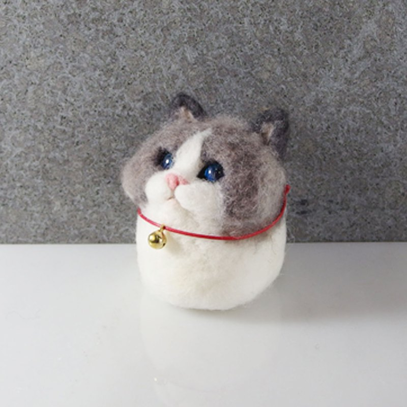 Customized pet wool felt puppet cat ball series Customized Valentine's Day Christmas gifts