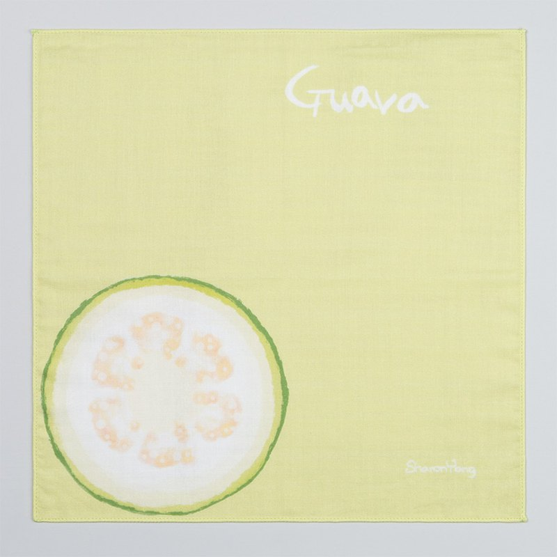 Good luck Guava - hand towel