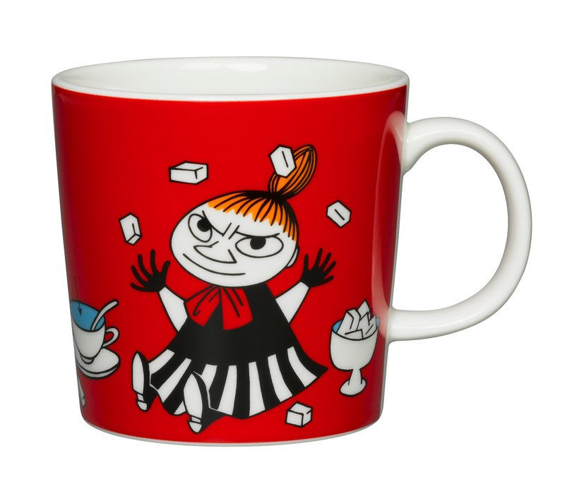Finnish ceramics brand Royal Arabia Moomin series Crazy Little Mugs
