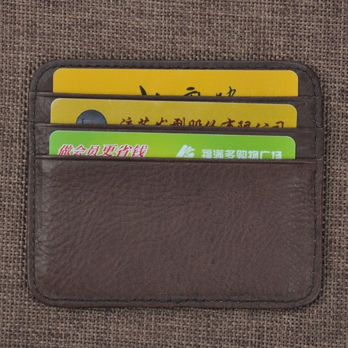 Ultra-thin 6-bit card bank card credit card set free customized English name