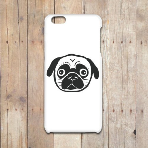 Pug iPhone case