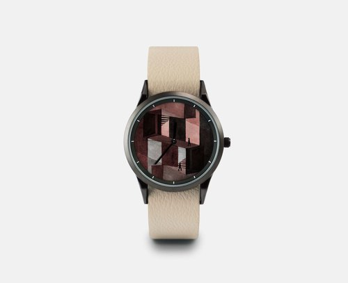 Illustrator X Watch - SECRET TIME-Act2
