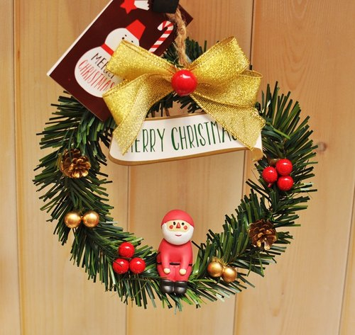 [Japanese] Decole Christmas limited edition Christmas wreath Christmas ★ public funds husband