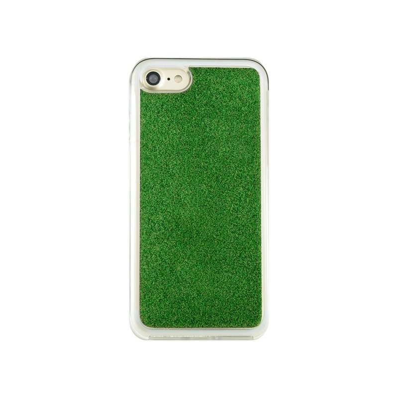 Shibaful - Mill Ends Park Summer - for iPhone Case 深綠 TPU防摔保護殼(夏天Ver.)