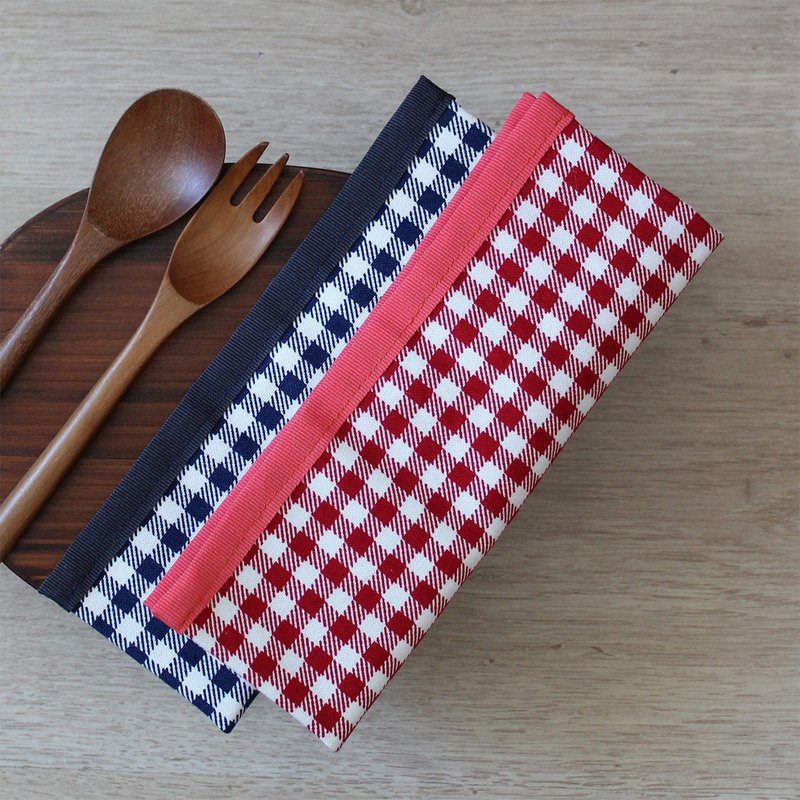 Mom & kid All-in-one POUCH set (NOT include cutlery)