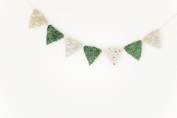 Winter Limited. Glaucum Special Edition. Christmas pennant