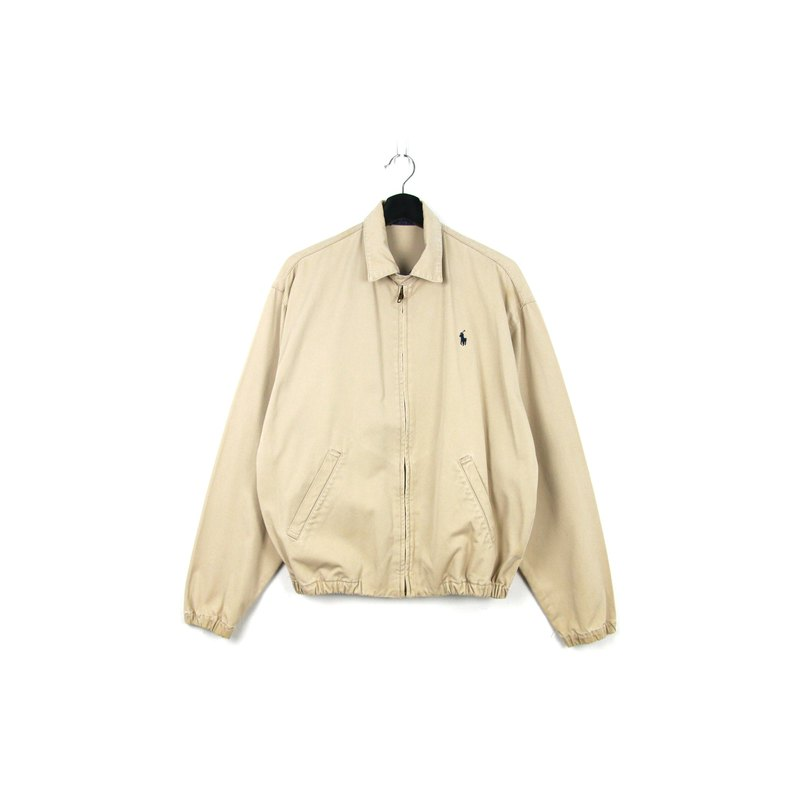 Back to Green :: Polo Ralph Lauren Lington Jacket // vintage h11