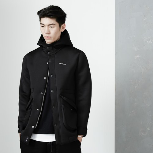 DYCTEAM - Long Space Cotton Jacket