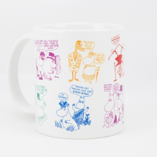 Moomin Moomin authorization - Mug: [whispering]