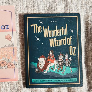 7321 Design Magic Series Dorothy Notebook L - Wizard of Oz, 73D73358