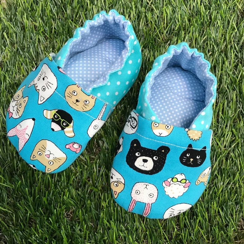 Meow Star toddler shoes. Baby shoes