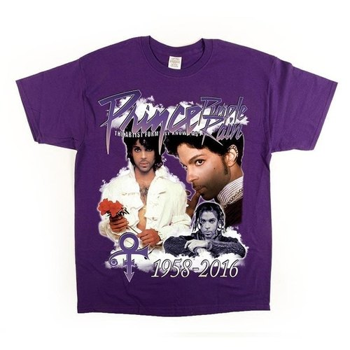 Homage Tees uk Prince tee