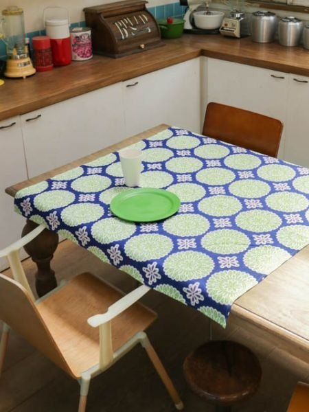 Pre-order full version of the geometric tablecloth / cloth