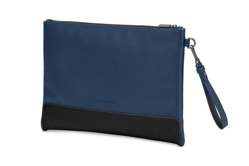 MOLESKINE Classic Clutch - M - Royal Blue