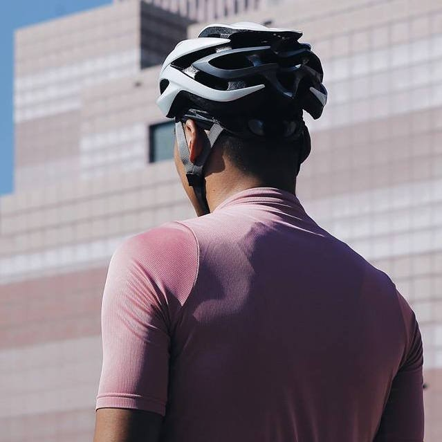 Cycling Jersey-Pink-Men