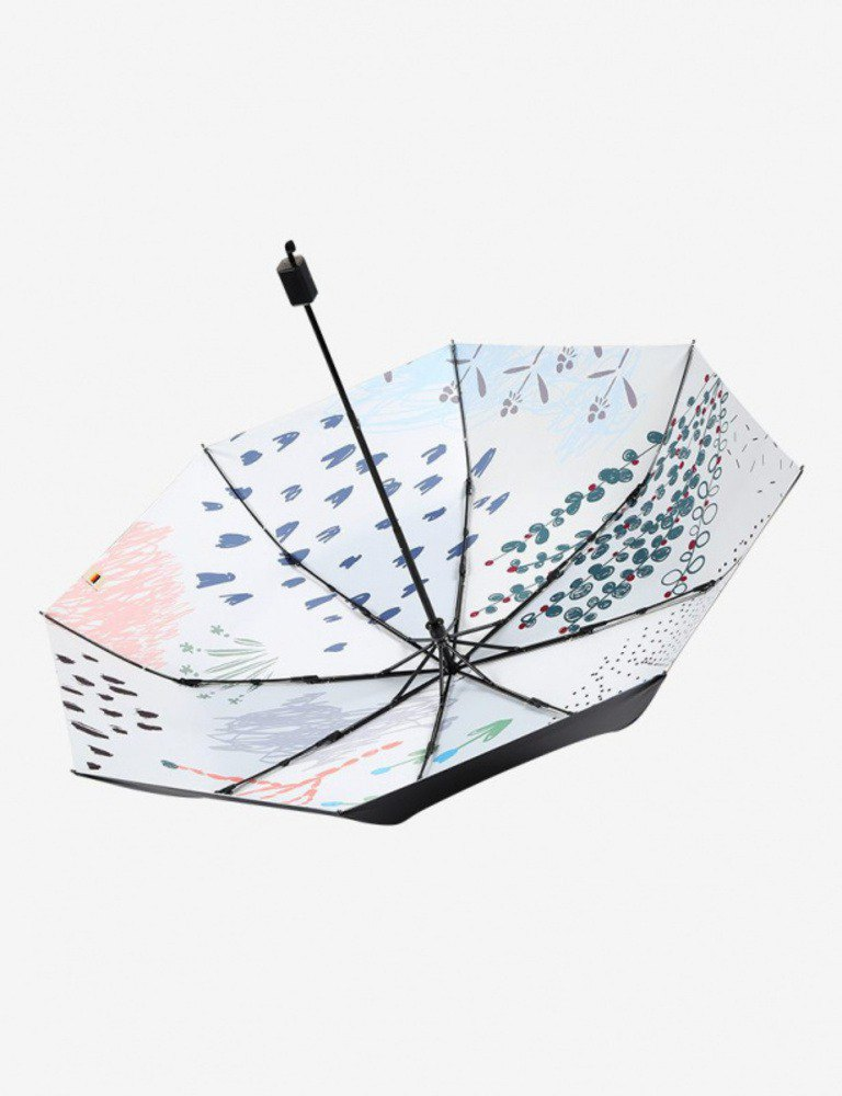 Boy Folding Sun Umbrella-By3056 Fusu