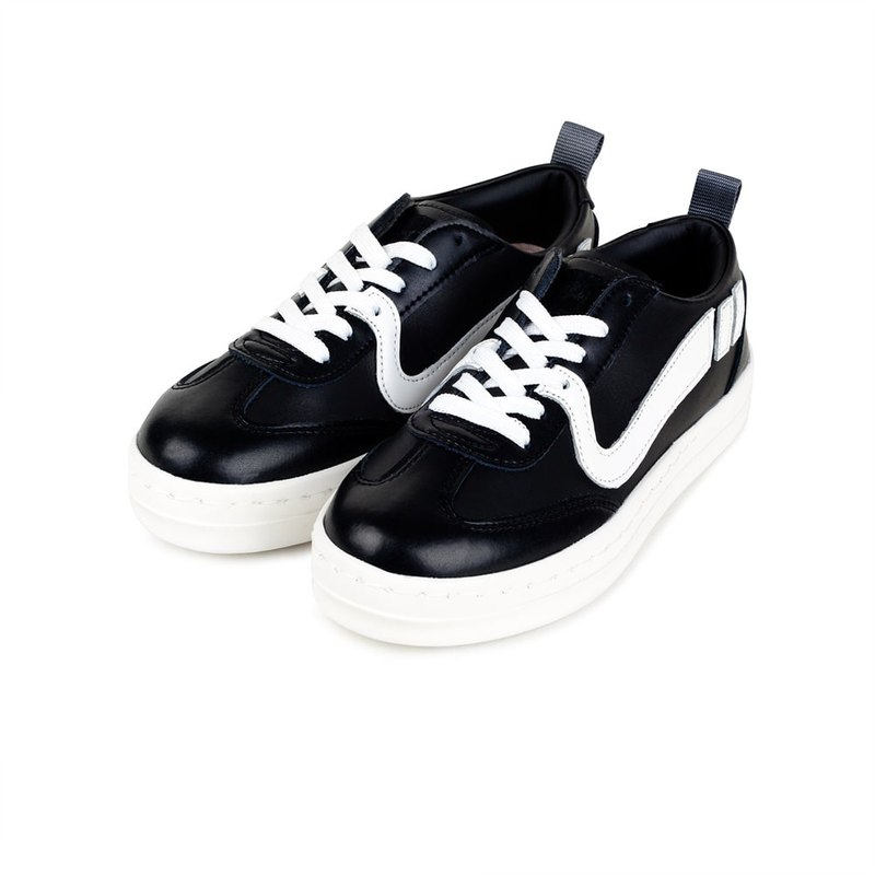 Jdaul Handmade in Korea/ SUPERB CONNIE PLAIN Sneakers BLACK