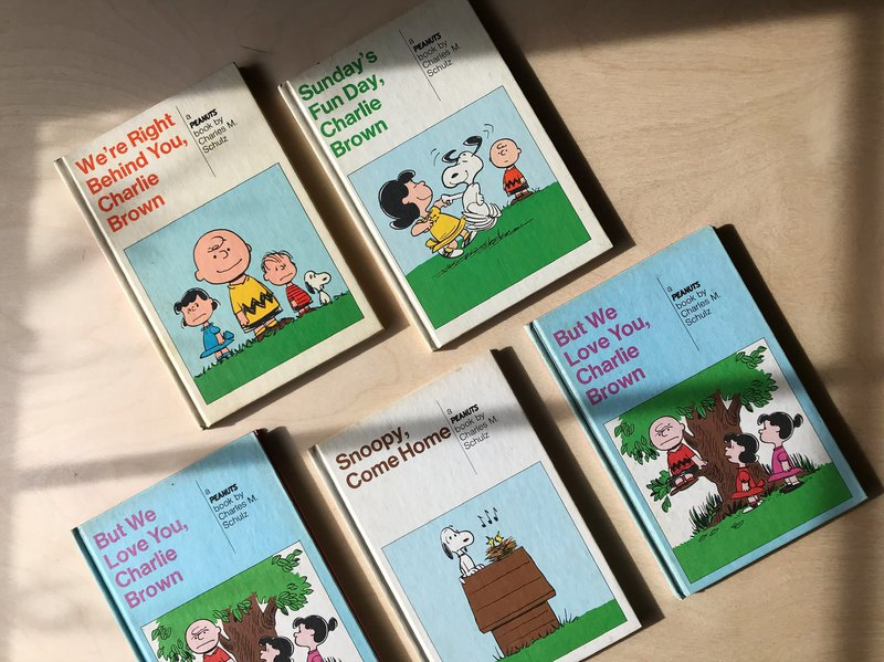 Booking - Early Snoopy Comics