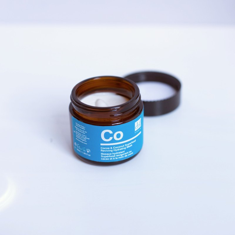 COCOA & COCONUT SUPERFOOD REVIVING HYDRATING MASK 50ml