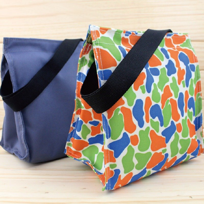 Picnic out bag [Boute bottle recycling environmental fiber] mother bag bottle bag