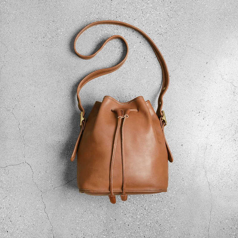 Coach Vintage Shoulder Bucket Bag