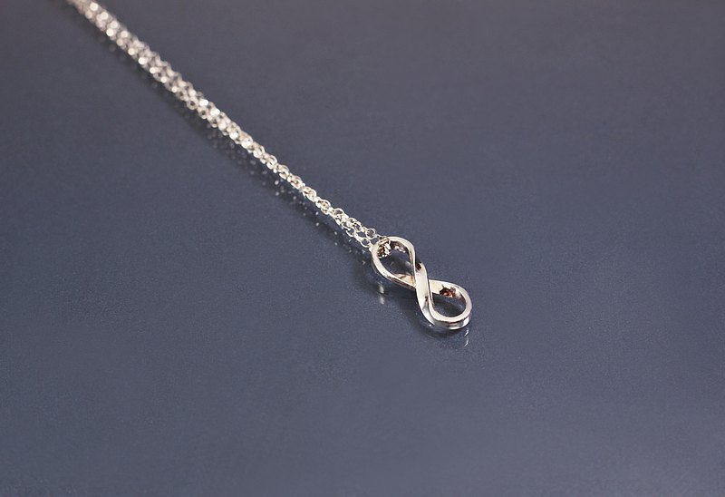 Image Series-Infinite Extension 925 Silver Chain