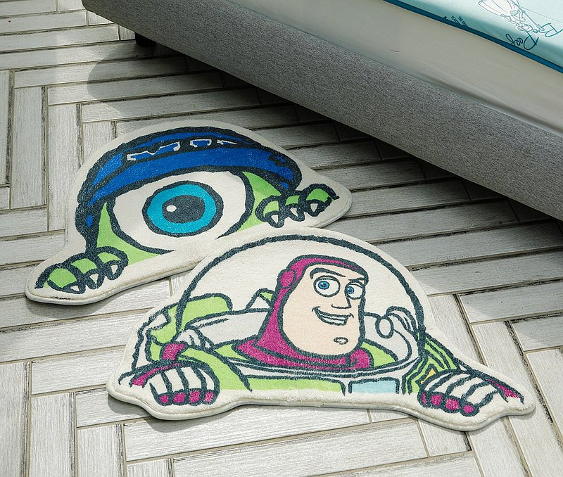 HOLA Disney series Toy Story water-absorbing modeling mat Buzz Lightyear