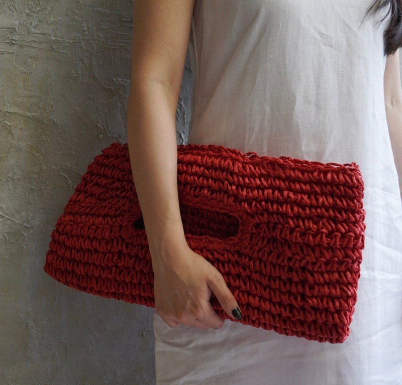 Lala Bag (Scarlet Red)
