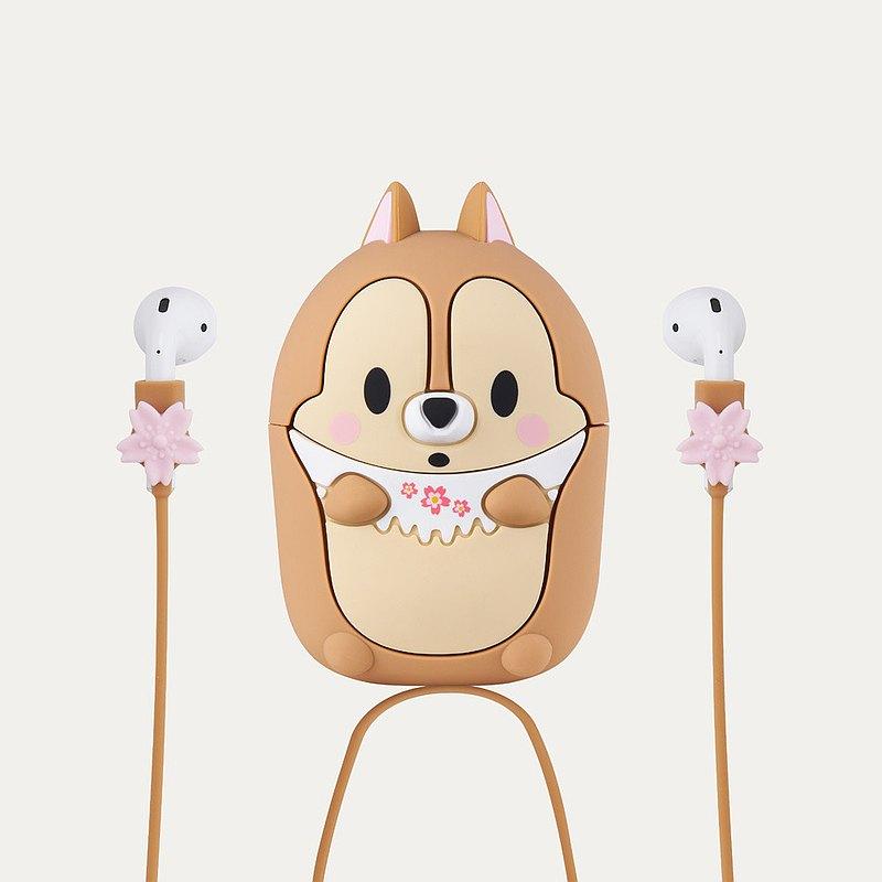 InfoThink 迪士尼系列無線耳機造型保護套 for Airpods - 奇奇