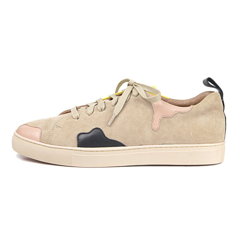 Cloud M1187 Sand Leather Sneaker