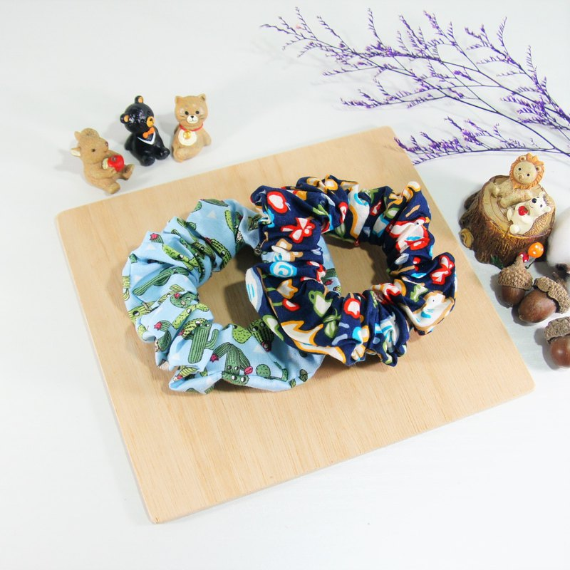 Children's fun series, large intestine ring, donut, hair ring, hair bundle