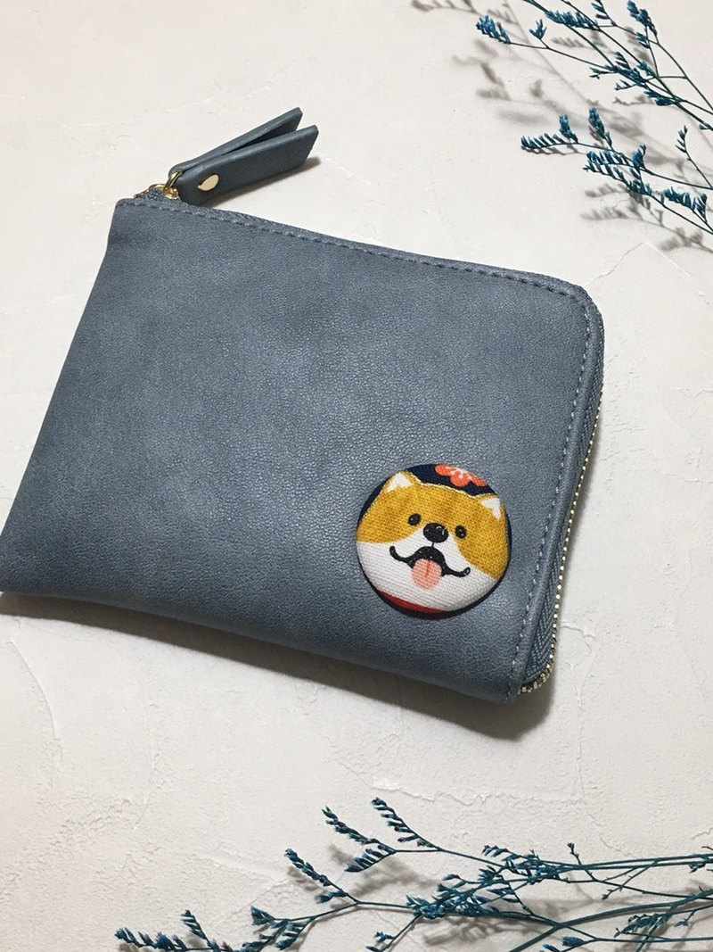 "Hand-made gift ""pocket wallet"""