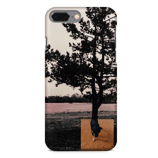 Tree dog - Phone case