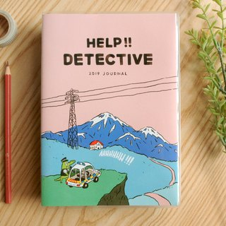 迪梦奇HELP!! DETECTIVE 2019 Detective Log - Valley