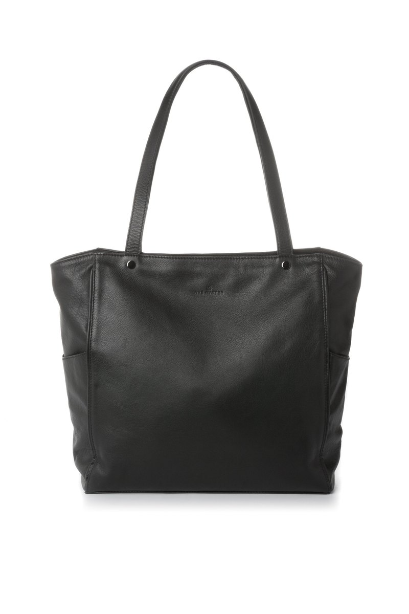 JAXSEN Tote Bag | Black Pepper