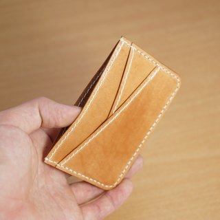 Guillaume business card holder card holder credit card holder oiled leather colors